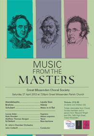 Music from the Masters